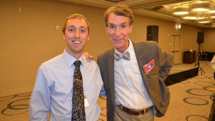 Bill Nye Totally Owned in Debate by Bible School Student - The Daily Bonnet
