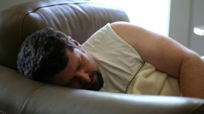 Dishes Are Miraculously Washed As Mennonite Man Naps On Sunday Afternoon